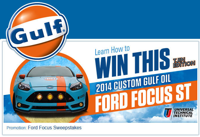 gulf-promo-ford-focus